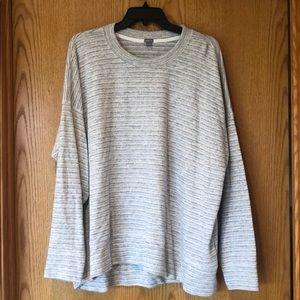 Aerie Gray Sweatshirt